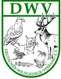 Logo Deutschen Wildgehege-Verband e.V. Partner vom Wildpark Schwarze Berge