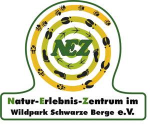 Logo NEZ Natur Erlebnis Zentrum Partner vom Wildpark Schwarze Berge