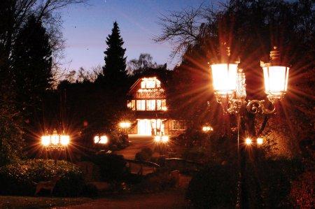 Märchenhafte Nachtwanderung im Wildpark Schwarze Berge