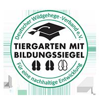 WSB-Qualifizierungsoffensive-Umweltbildung-DWV-Stufe-II-Zertifikat des Wildpark Schwarze Berge