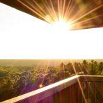 Aussicht Elbblickturm Wildpark Schwarze Berge-2-2