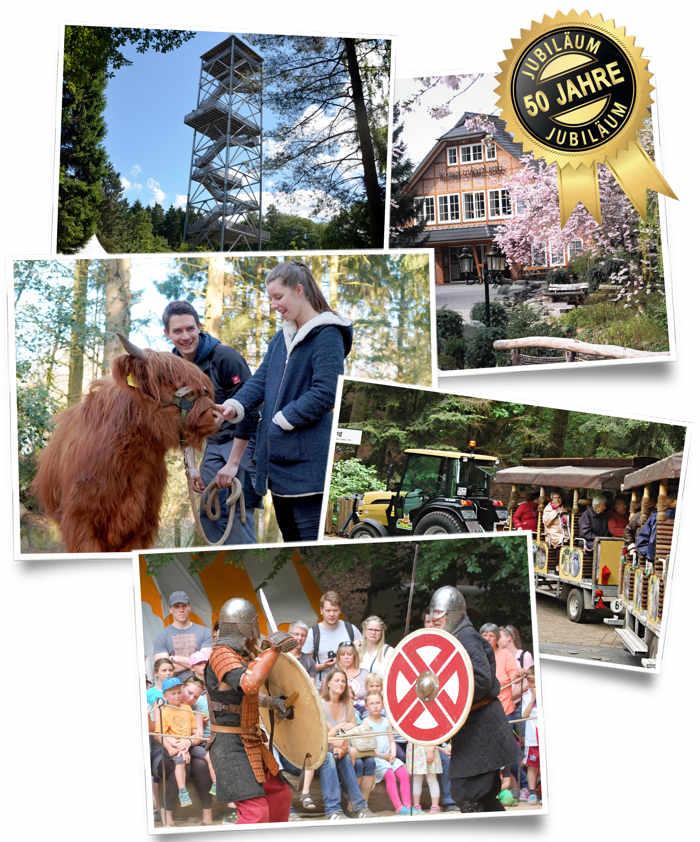 50 Jahre Wildpark
