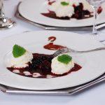 Märchen-Menü Dessert im Wildpark-Restaurant