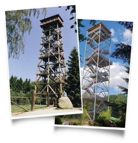 Veränderung des Elbblickturms