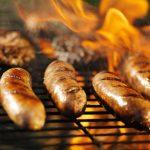 Grill-Buffet im Wildpark-Restaurant
