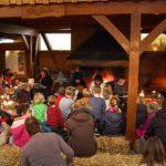 Lesung Kunsthandwerkerhalle im Wildpark Schwarze Berge