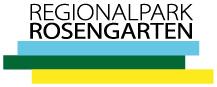 Regionalpark-Rosengarten Logo